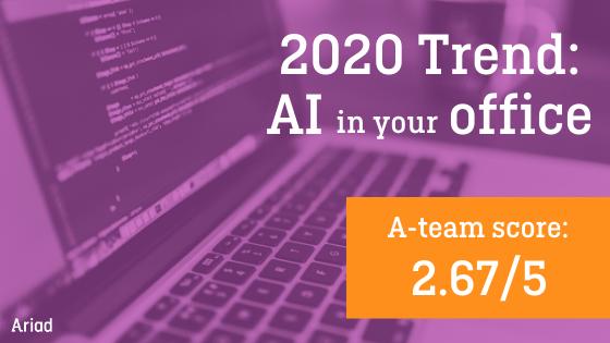 HR trends 2020 Ariad