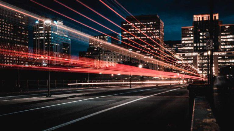 Ariad blog fast city lights
