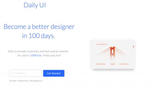 Ariad blog UI designer