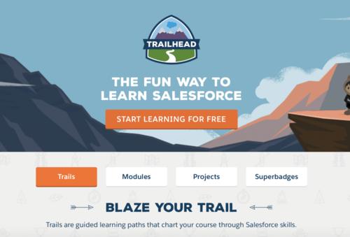 Ariad blog CRM Trailhead