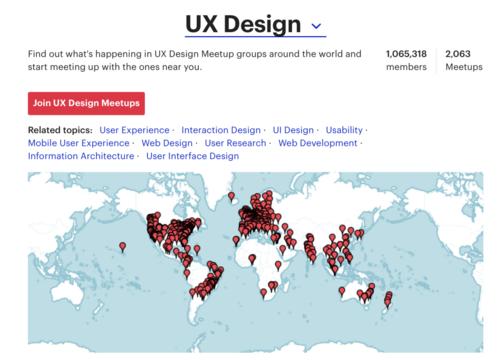 Ariad blog UX design