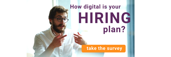 CTA Survey digital hiring ariad