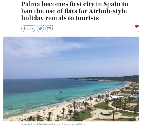 Ariad blog Airbnb Palma Mallorca