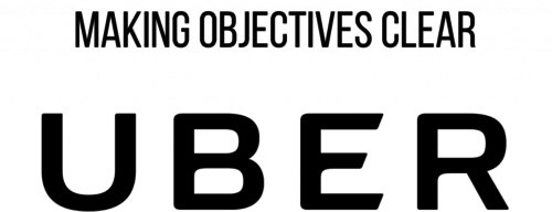 Logo Uber Objectives