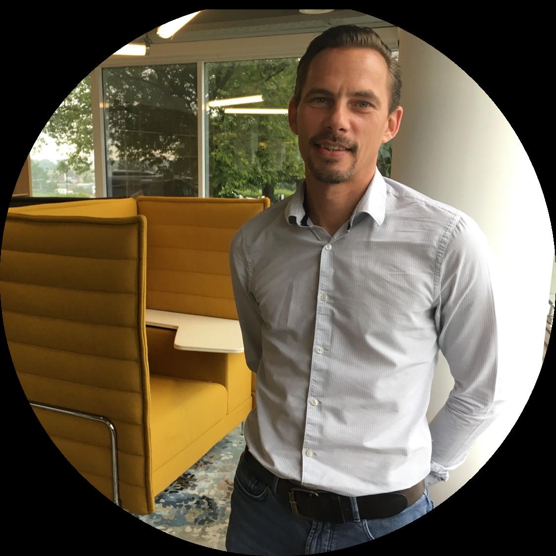 Cédric Desmet — <p>Business Manager</p> | Ariad