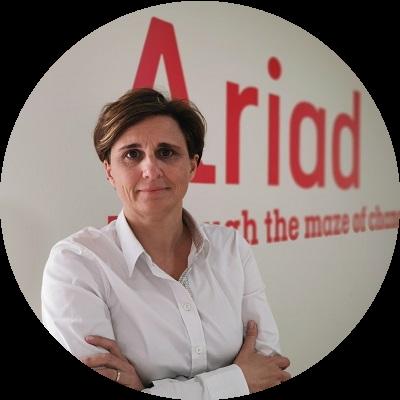 Valerie Silvert — <p>Client Service Director</p> | Ariad