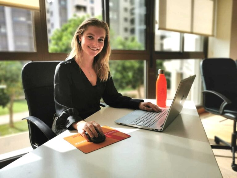 Fleur Bogaert digital talent consultant Ariad