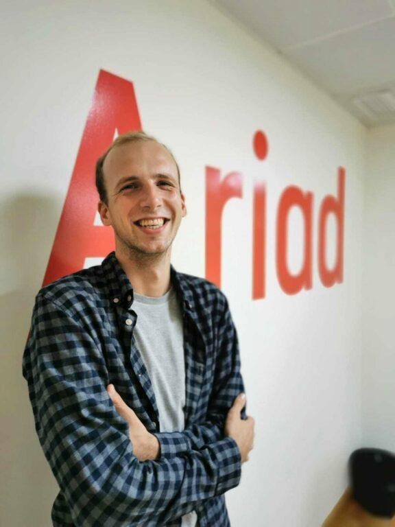Joren Nevens digital talent consultant Ariad