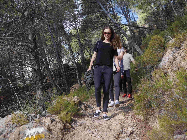 ariad teambuilding hike