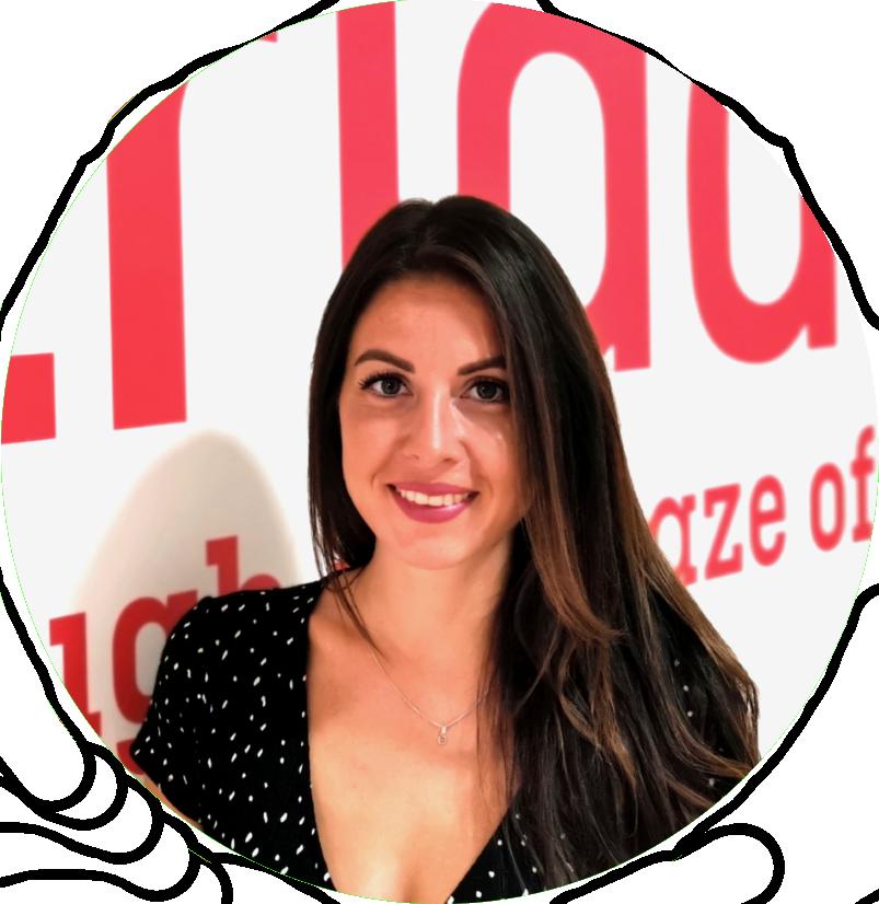 Danielle van Deun — <p>Admin officer</p> | Ariad